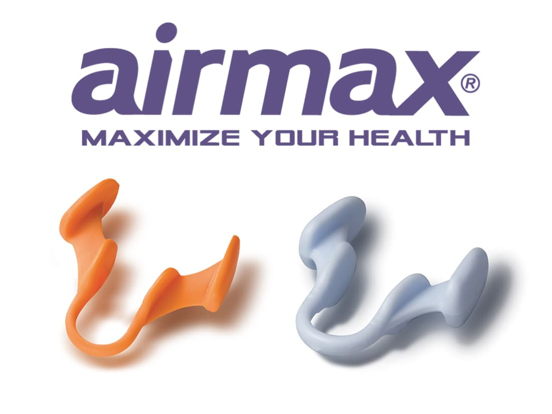 Airmax nose dilator is available in two sizes