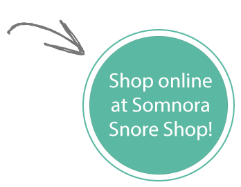 Buy SomnoCuhsion Pro positional sleep device online at Somnora Snore Shop