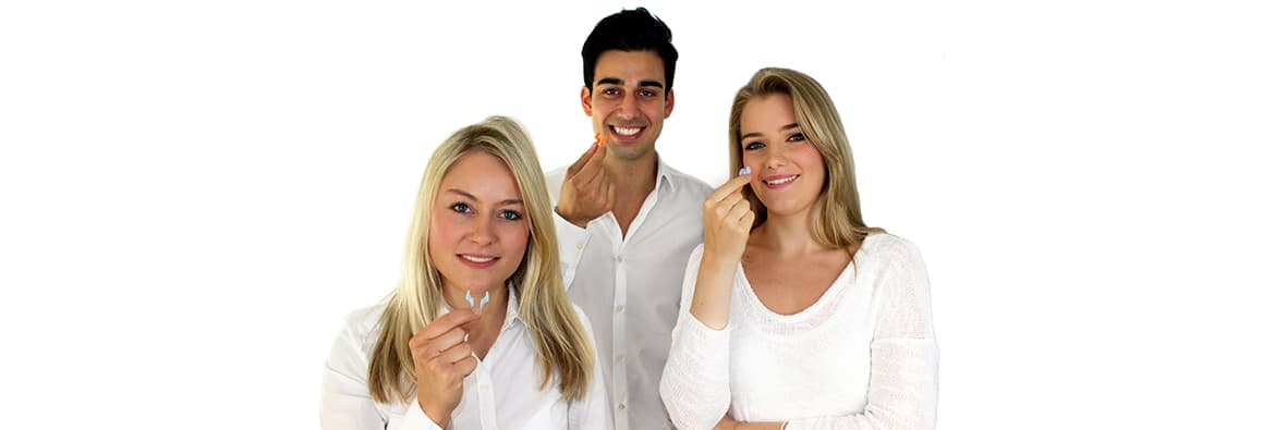 Airmax® Classic nasal dilator improves nasal breathing